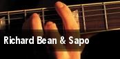 Richard Bean & Sapo tickets
