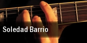 Soledad Barrio Centennial Hall tickets