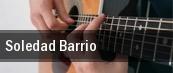 Soledad Barrio Chapel Hill tickets