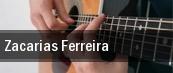 Zacarias Ferreira Flushing tickets