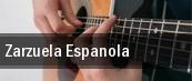 Zarzuela Espanola tickets