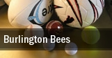 Burlington Bees tickets