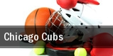 Chicago Cubs Wrigley Field tickets