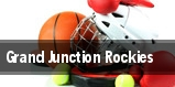 Grand Junction Rockies tickets