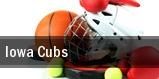 Iowa Cubs Playoff tickets