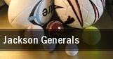 Jackson Generals tickets