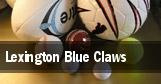 Lexington Blue Claws Playoff tickets