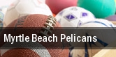 Myrtle Beach Pelicans tickets