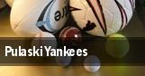 Pulaski Yankees tickets