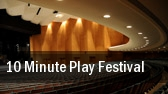 10 Minute Play Festival Northridge tickets