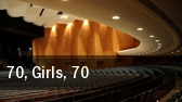 70, Girls, 70 Rochester tickets