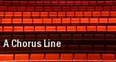 A Chorus Line Raleigh tickets