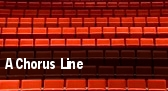 A Chorus Line Whitney Hall at The Kentucky Center tickets