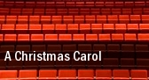 A Christmas Carol Hubbard Stage tickets