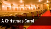A Christmas Carol UTEP Wise Family Theatre tickets