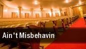 Ain't Misbehavin Eisenhower Auditorium tickets