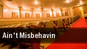 Ain't Misbehavin Milwaukee tickets
