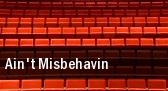 Ain't Misbehavin Warner Theatre tickets