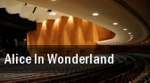 Alice In Wonderland Newmark Theatre tickets
