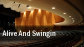 Alive And Swingin' Tempodrom tickets