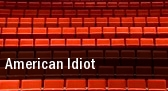 American Idiot Boston Opera House tickets