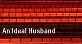An Ideal Husband Philadelphia tickets