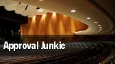 Approval Junkie tickets