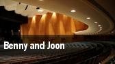 Benny and Joon tickets