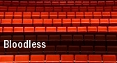 Bloodless Panasonic Theatre tickets