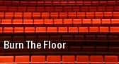 Burn The Floor Los Angeles tickets