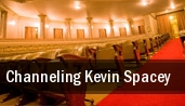 Channeling Kevin Spacey Roy Arias Theatre tickets