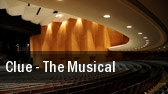 Clue - The Musical McMorran Arena tickets