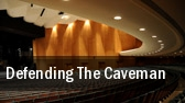 Defending The Caveman tickets