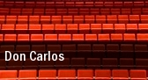 Don Carlos tickets