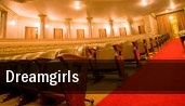 Dreamgirls Morgantown tickets