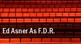 Ed Asner As F.D.R. Thousand Oaks tickets