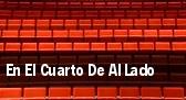 En El Cuarto De Al Lado tickets