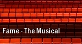 Fame - The Musical Bergen Performing Arts Center tickets