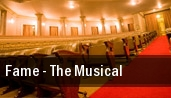 Fame - The Musical Mystic Lake Grand Ballroom tickets