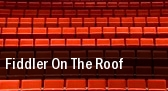 Fiddler On The Roof Fox Performing Arts Center tickets