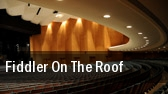 Fiddler On The Roof Springfield Symphony Hall tickets