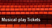 Fifty Shades Of Grey - The Musical Raleigh tickets