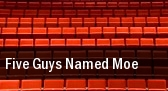 Five Guys Named Moe Studio II Riffe Center tickets