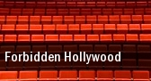 Forbidden Hollywood Santa Rosa tickets