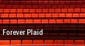 Forever Plaid Fox Performing Arts Center tickets