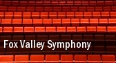 Fox Valley Symphony tickets