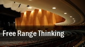 Free Range Thinking tickets
