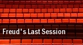 Freud's Last Session Detroit tickets