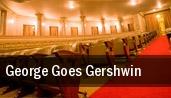 George Goes Gershwin tickets