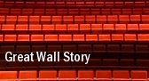 Great Wall Story Ricketson Theatre tickets